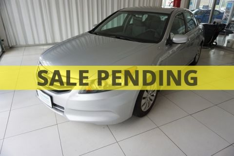 Pre-Owned 2012 Honda Accord LX