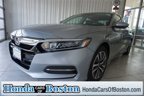 New 2020 Honda Accord Hybrid Base